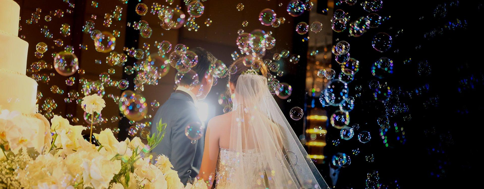 Bubble Effect