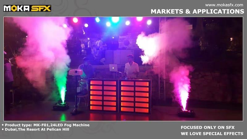 fog machine mokasfx.com